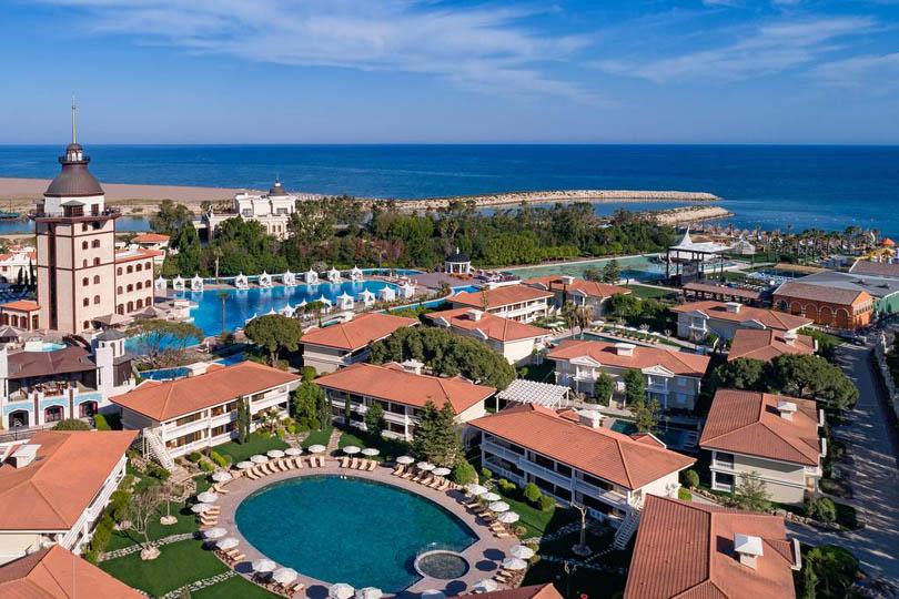 Лучшие отели Турции для отдыха зимой